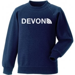 Devon Region Sweatshirt