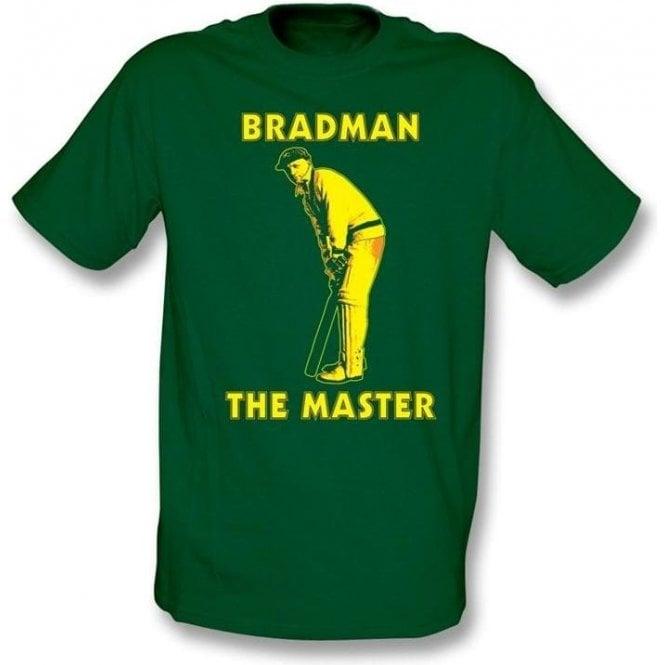 Don Bradman The Master T-shirt