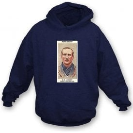 Douglas Jardine Cigarette Card Hooded Sweatshirt