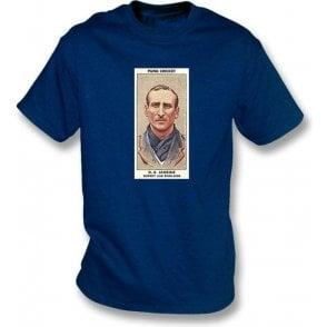 Douglas Jardine Cigarette Card T-shirt