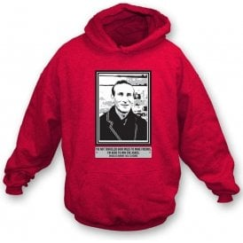 Douglas Jardine - I'm Here To Win The Ashes Hooded Sweatshirt