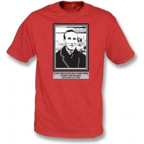 Douglas Jardine - I'm Here To Win The Ashes T-shirt