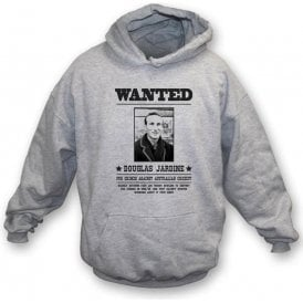 Douglas Jardine Wanted Hooded Sweatshirt