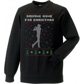 Driving Home For Christmas (Golf) Jumper