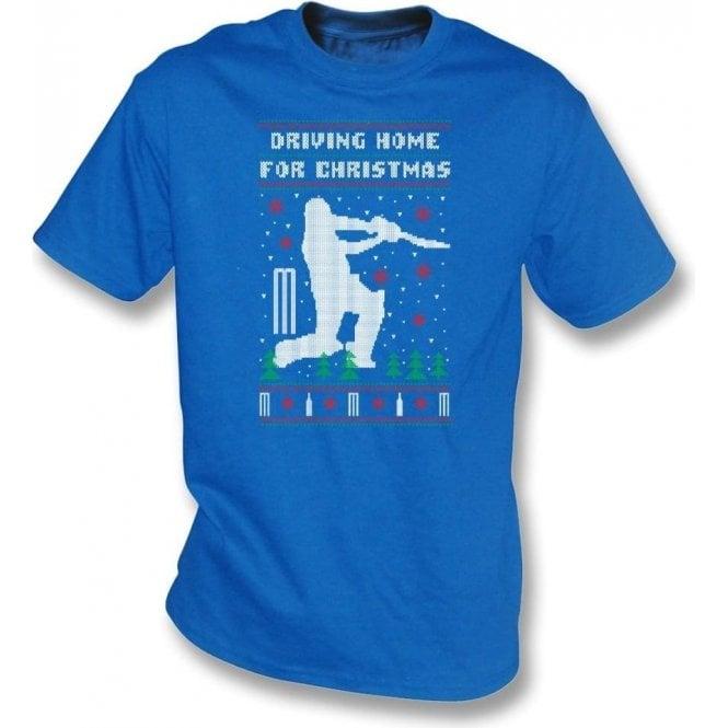 Driving Home For Christmas Kids T-Shirt
