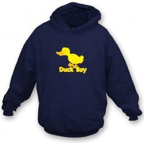 Duck Boy Hooded Sweatshirt