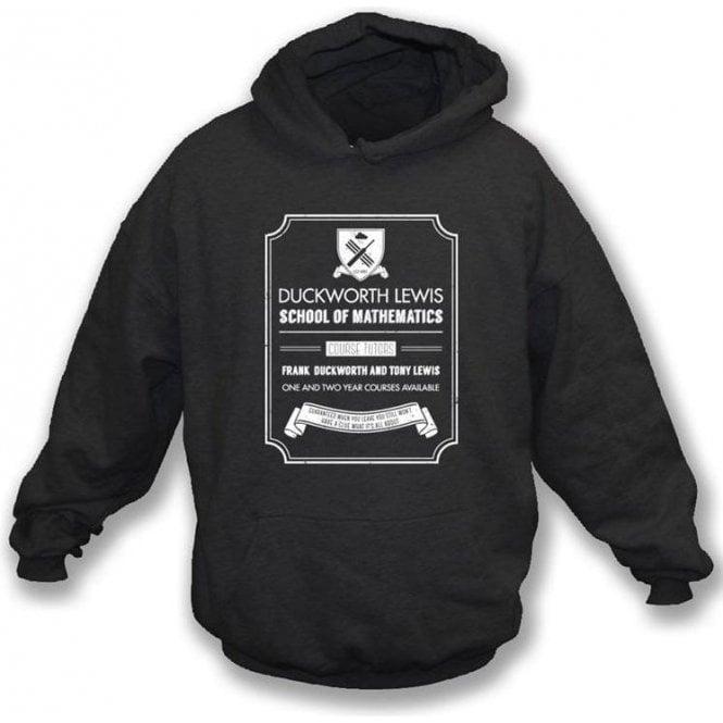 Duckworth Lewis School Of Mathematics Hooded Sweatshirt