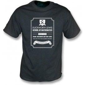 Duckworth Lewis School Of Mathematics Vintage Wash T-Shirt