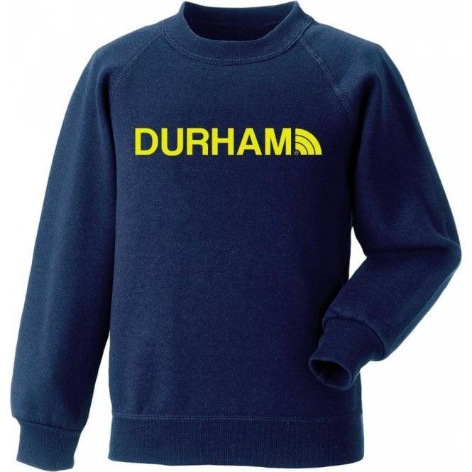 Durham Region Hooded Sweatshirt