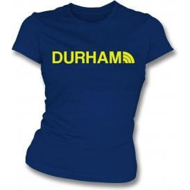 Durham Region Womens Slim Fit T-Shirt