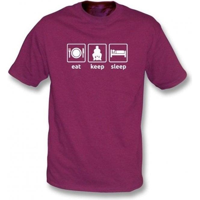 Eat. Keep. Sleep. T-shirt