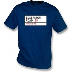 Edgbaston Road B5 T-shirt (Warwickshire)