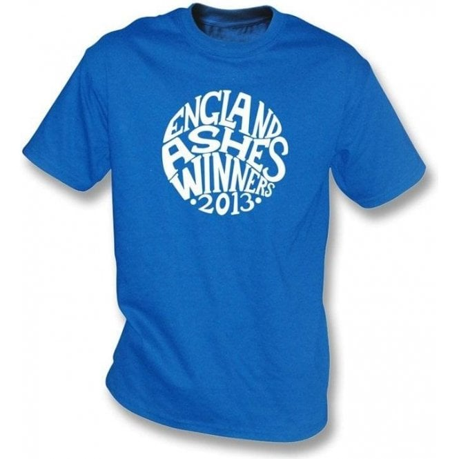 England Ashes Winners 2013 (Pretty Green Style) Men's T-shirt