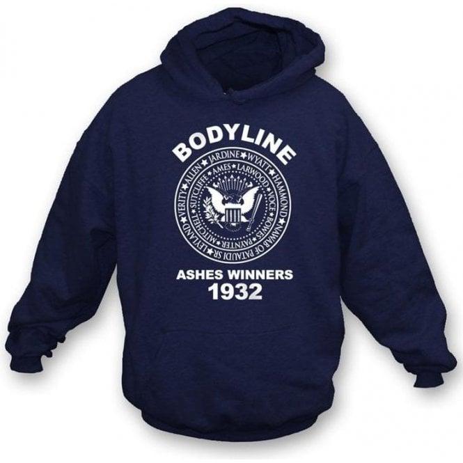 England Bodyline Ashes Winners 1932 Hooded Sweatshirt