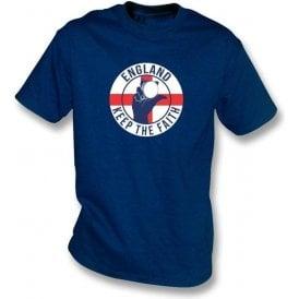 England Keep The Faith T-shirt
