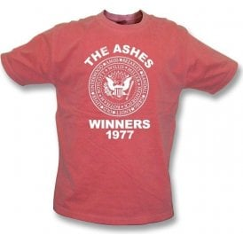 England The Ashes Winners 1977 vintage wash t-shirt