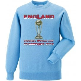 England World Cup Champions 2019 Sweatshirt