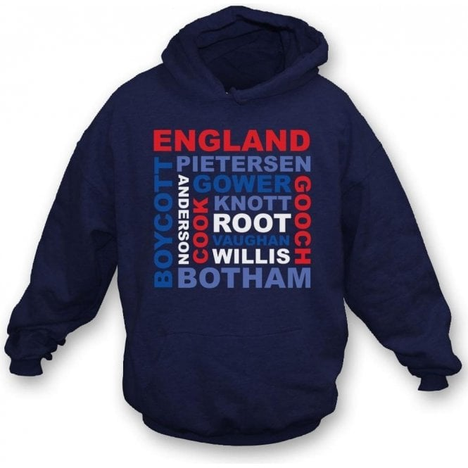 England World Cup Legends Hooded Sweatshirt