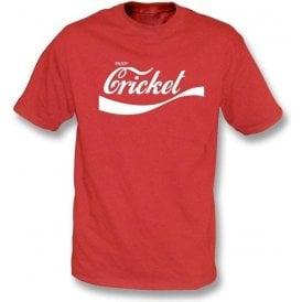 Enjoy Cricket Childrens T-shirt