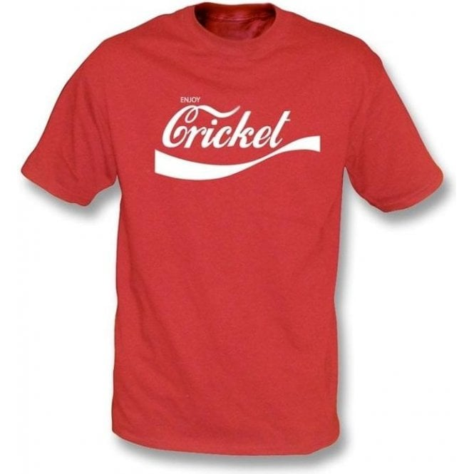 Enjoy Cricket T-shirt