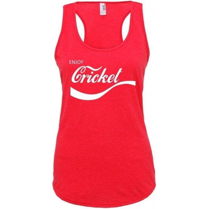 Enjoy Cricket Women's Tank Top