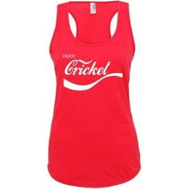 Enjoy Cricket Women's Tank Top