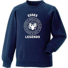Essex Legends (Ramones Style) Sweatshirt