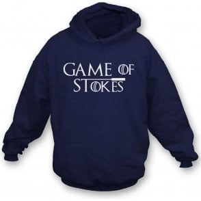 Game Of Stokes Hooded Sweatshirt