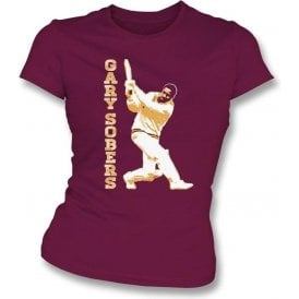 Gary Sobers Women's Slimfit T-shirt