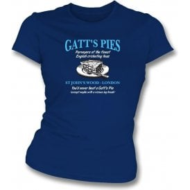 Gatt's Pies Womens Slim Fit T-Shirt