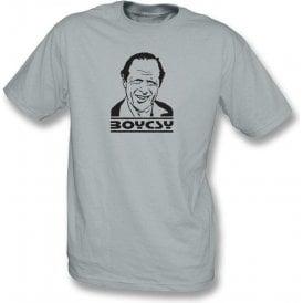 Geoff Boycott - Boycsy (Banksy Style) T-Shirt