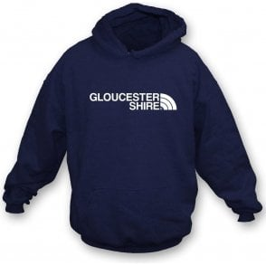 Gloucestershire Region Kids Hooded Sweatshirt