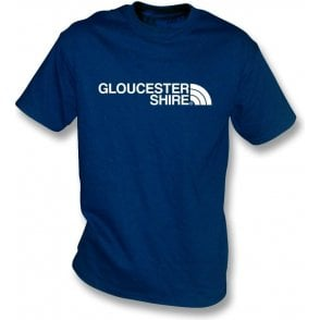 Gloucestershire Region Kids T-Shirt