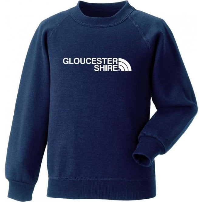 Gloucestershire Region Sweatshirt