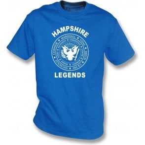 Hampshire Legends (Ramones Style) Kids T-Shirt