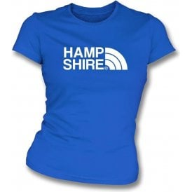 Hampshire Region Womens Slim Fit T-Shirt