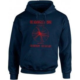 Headingley 1981: Ian Botham 149 Not Out Hooded Sweatshirt