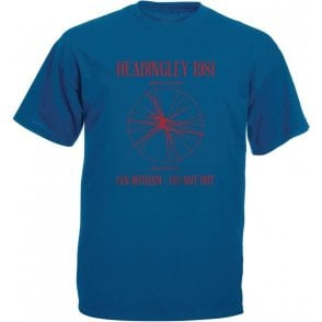 Headingley 1981: Ian Botham 149 Not Out Vintage Wash T-Shirt