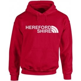 Herefordshire Region Hooded Sweatshirt