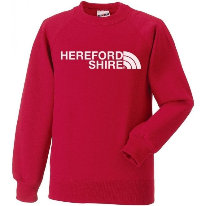 Herefordshire Region Sweatshirt