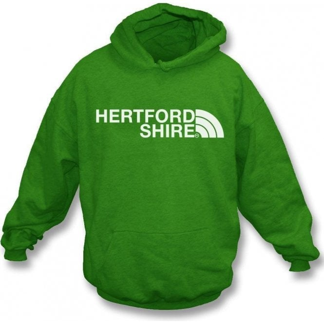 Hertfordshire Region Hooded Sweatshirt