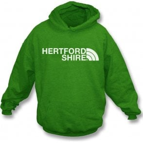 Hertfordshire Region Kids Hooded Sweatshirt