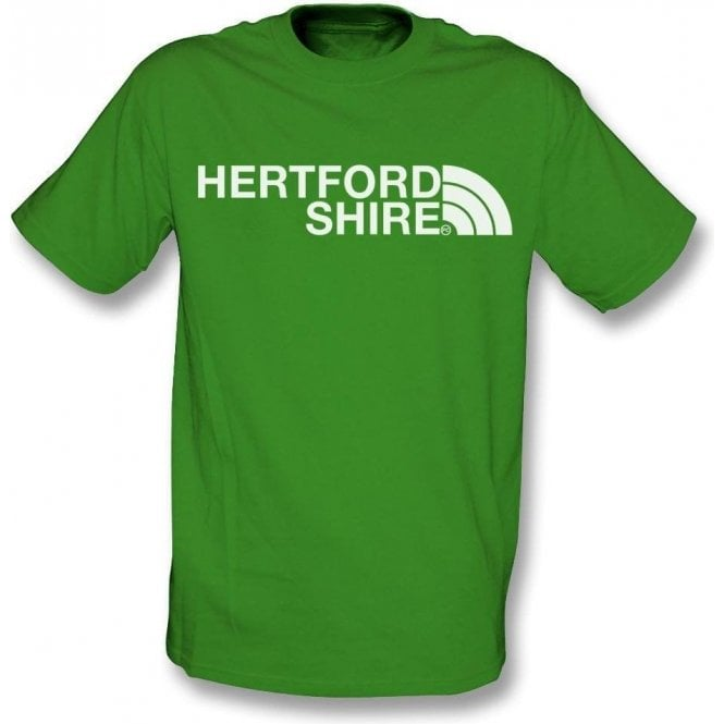 Hertfordshire Region T-Shirt