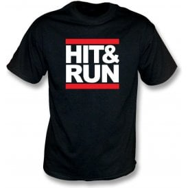 Hit & Run (Run-D.M.C. Style) T-Shirt