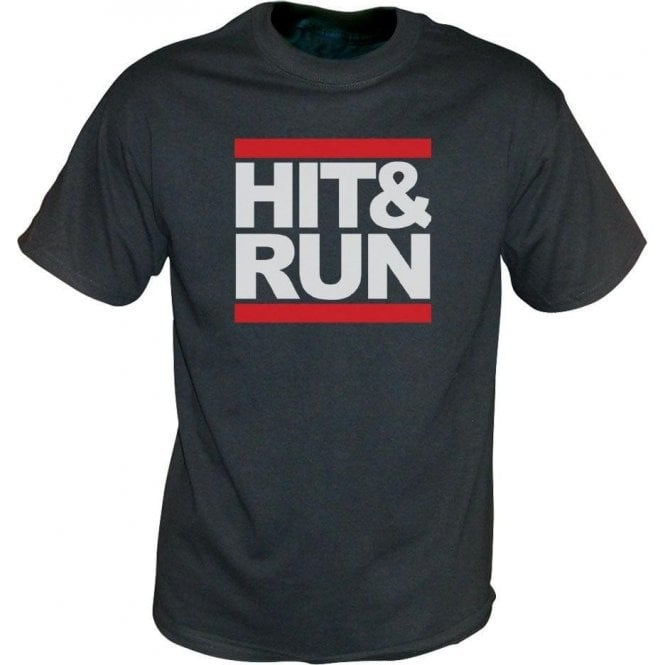 Hit & Run (Run-D.M.C. Style) Vintage Wash T-Shirt