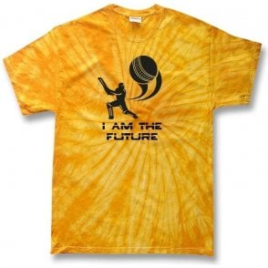 I Am The Future Kid's Tie Dye T-shirt