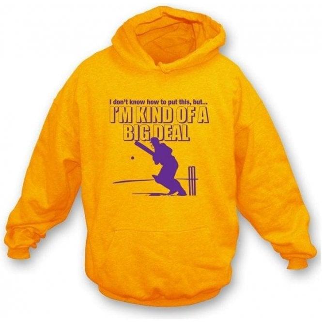 I Don't Know How To Put This, But I'm Kind Of A Big Deal Childrens Hooded Sweatshirt.