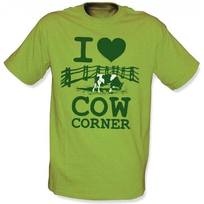 I Love Cow Corner T-shirt