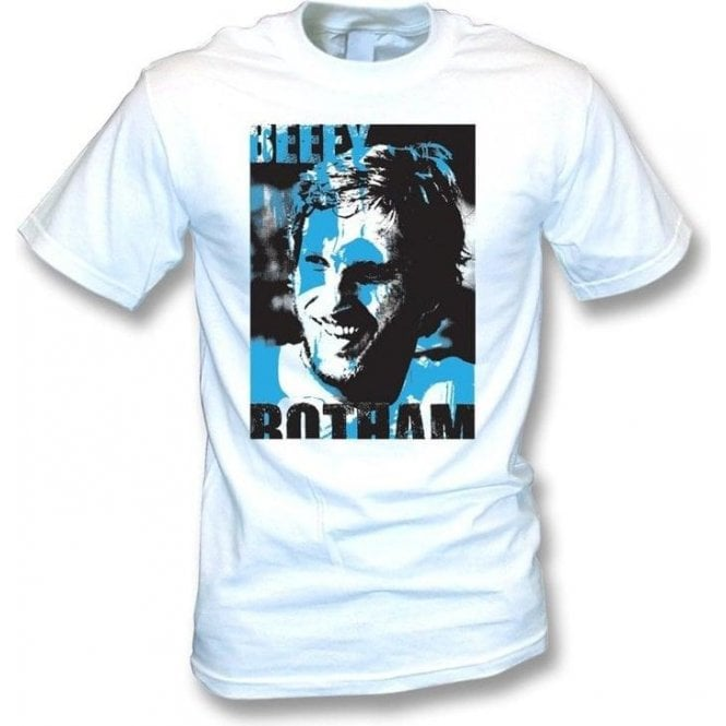 Ian Botham Collage T-Shirt