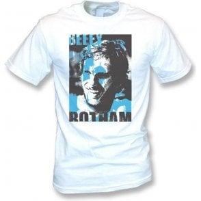 Ian Botham Collage Vintage Wash T-Shirt
